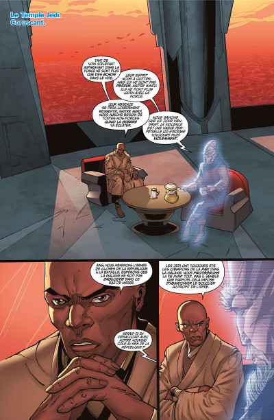 Page 7 Star wars - Mace Windu