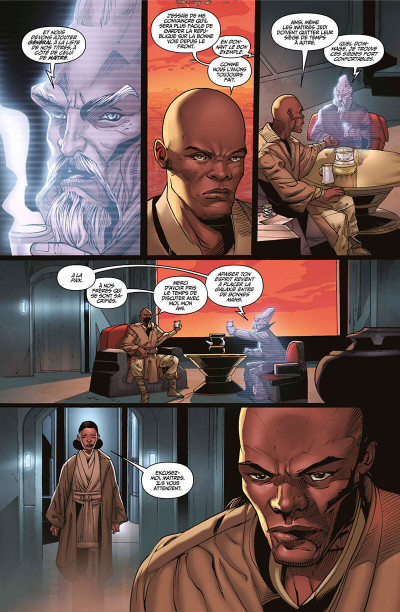 Page 8 Star wars - Mace Windu