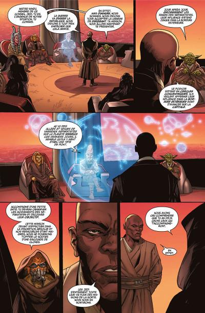 Page 9 Star wars - Mace Windu