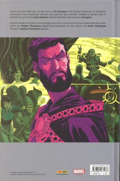 Dos Doctor Strange et les sorciers suprêmes tome 2