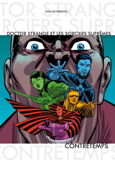 Page 1 Doctor Strange et les sorciers suprêmes tome 2