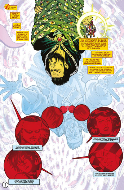 Page 5 Doctor Strange et les sorciers suprêmes tome 2