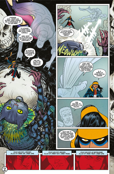 Page 6 Doctor Strange et les sorciers suprêmes tome 2