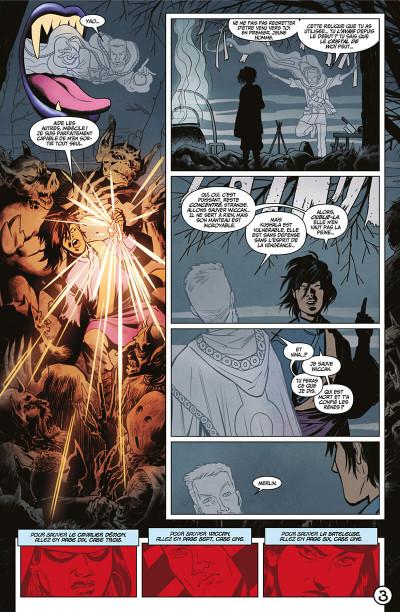 Page 7 Doctor Strange et les sorciers suprêmes tome 2
