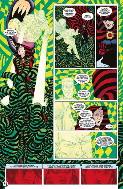 Page 8 Doctor Strange et les sorciers suprêmes tome 2