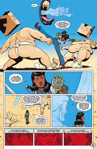 Page 9 Doctor Strange et les sorciers suprêmes tome 2