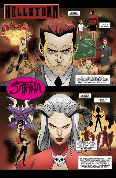 Page 6 Les esprits de la vengeance
