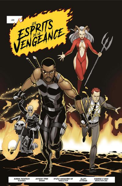Page 7 Les esprits de la vengeance