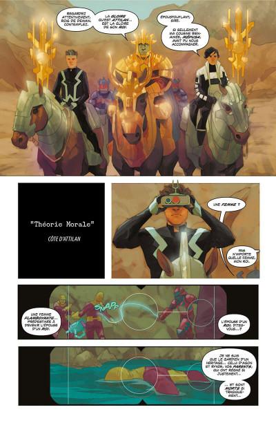 Page 6 Inhumans - Rois d'hier et de demain