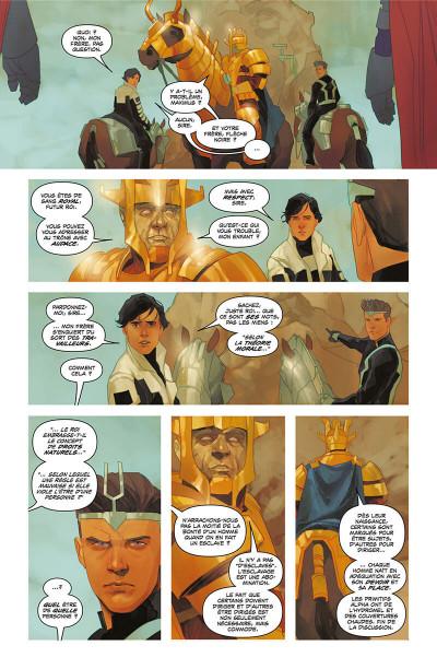 Page 7 Inhumans - Rois d'hier et de demain