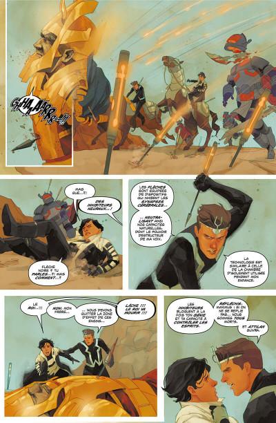 Page 8 Inhumans - Rois d'hier et de demain