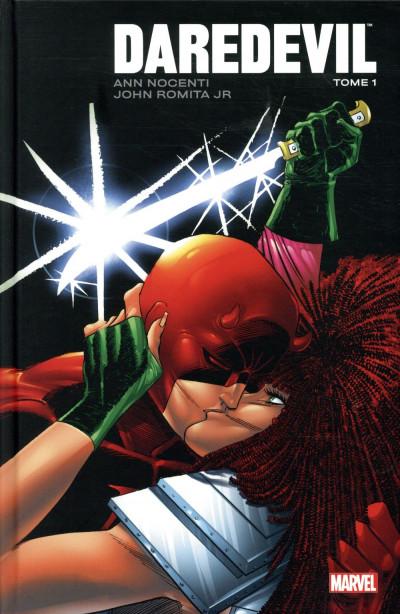 Couverture Daredevil par Nocenti et Romita Jr tome 1