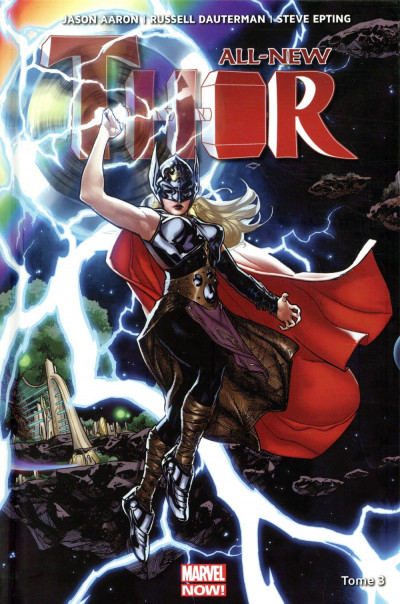 Couverture All-new Thor tome 3