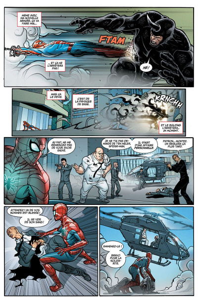 Page 9 All-new amazing spider-man tome 4