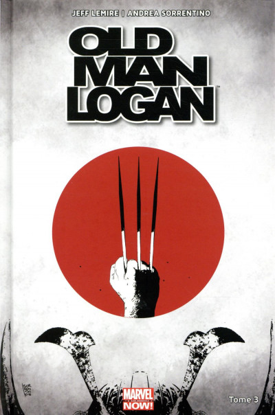 Couverture Old Man Logan all-new all-different tome 3