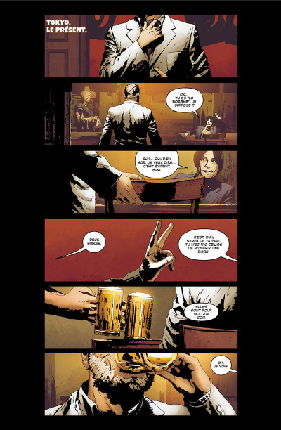 Page 5 Old Man Logan all-new all-different tome 3