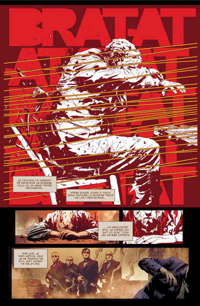 Page 8 Old Man Logan all-new all-different tome 3