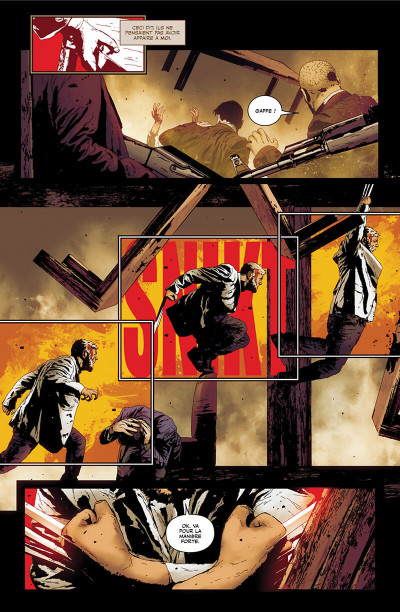 Page 9 Old Man Logan all-new all-different tome 3