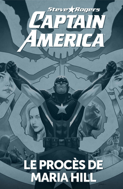 Page 1 Captain America - Steve Rogers tome 2