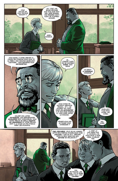 Page 6 Captain America - Steve Rogers tome 2