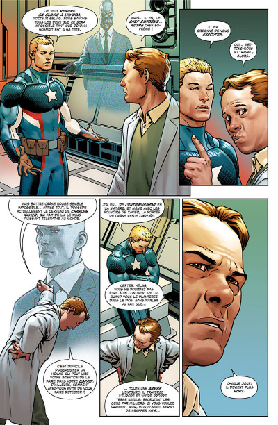 Page 8 Captain America - Steve Rogers tome 2