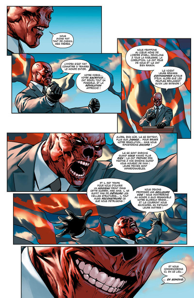 Page 9 Captain America - Steve Rogers tome 2