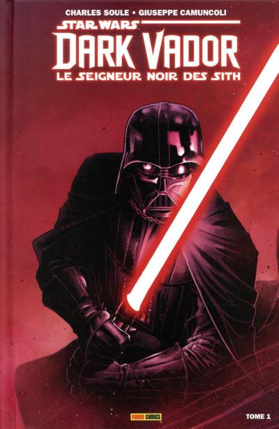 Couverture Dark vador  - Le seigneur noir des sith tome 1