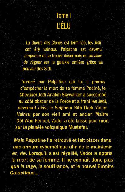 Page 8 Dark vador  - Le seigneur noir des sith tome 1