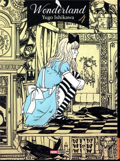 Couverture Wonderland tome 4