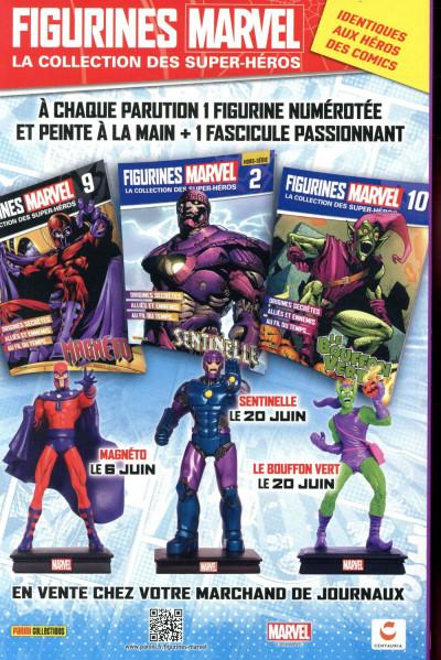 Dos X-Men resurrxion tome 8