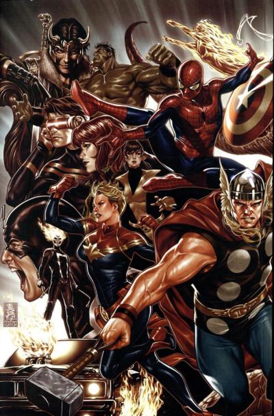 Dos Avengers - hors-série tome 1