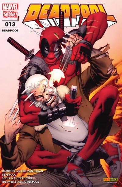 Couverture Deadpool tome 13