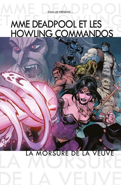 Page 1 Mrs Deadpool et les howling commandos