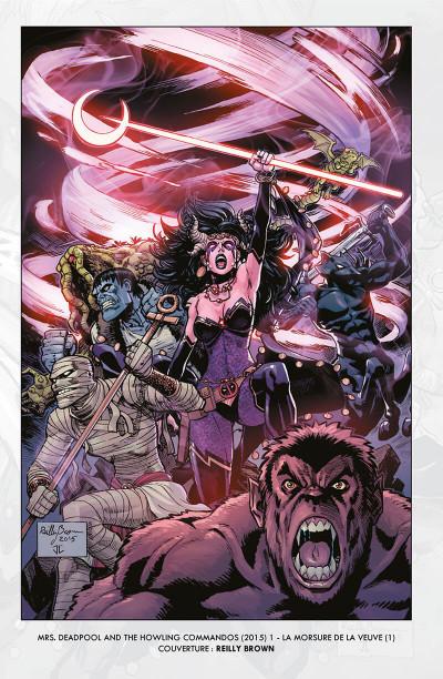 Page 4 Mrs Deadpool et les howling commandos