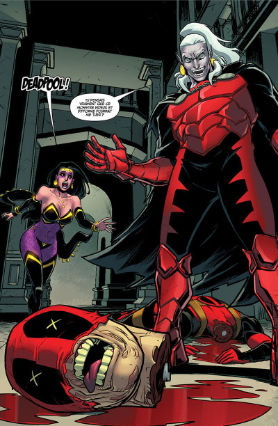 Page 6 Mrs Deadpool et les howling commandos