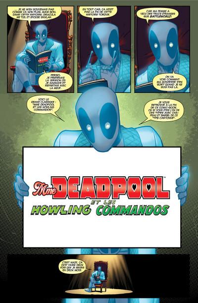 Page 8 Mrs Deadpool et les howling commandos