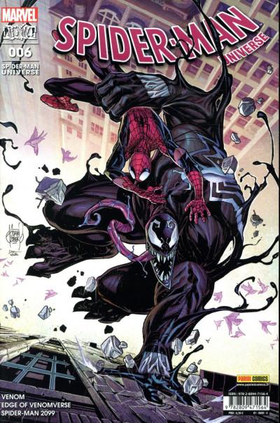 Couverture Spider-man universe tome 6