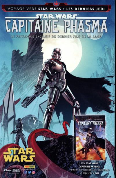 Dos Star wars - fascicule série 2 tome 7 (couverture 2/2)