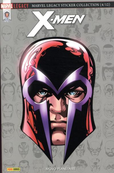 Couverture Marvel legacy - X-men tome 1