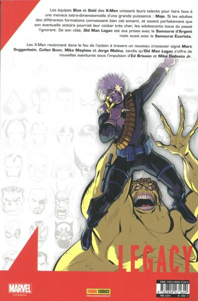 Dos Marvel legacy - X-men tome 1