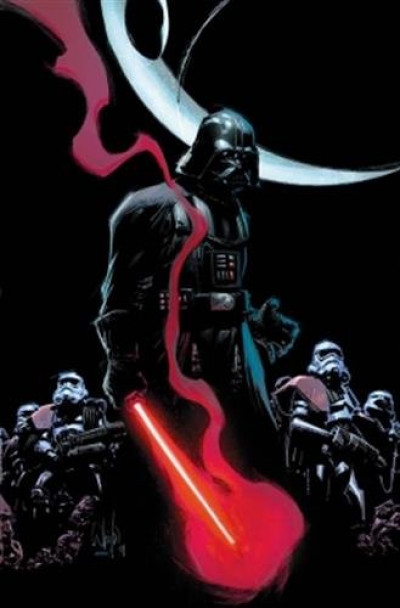 Couverture Star wars - fascicule série 2 tome 7 (variant Cusset)