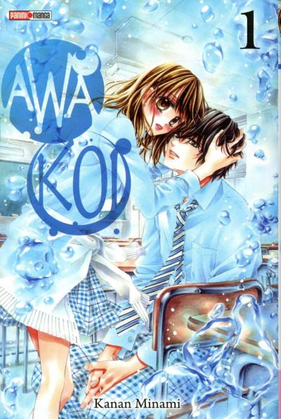 Couverture Awa koi tome 1