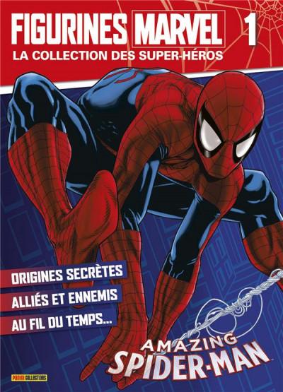Couverture Figurine Marvel n°1 - Spider-Man