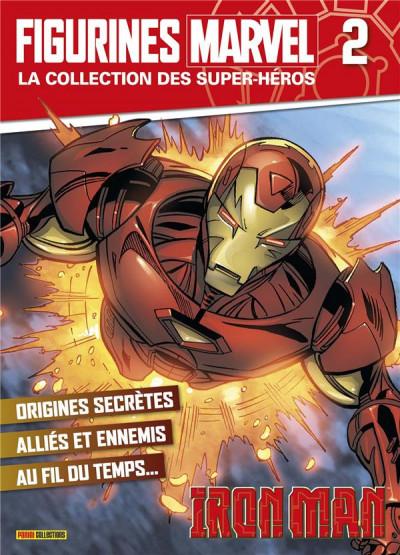 Couverture Figurine Marvel n°2 - Iron-Man