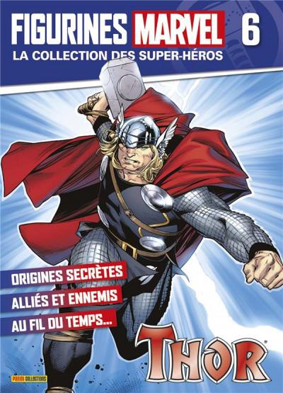 Couverture Figurine Marvel n°6 - Thor