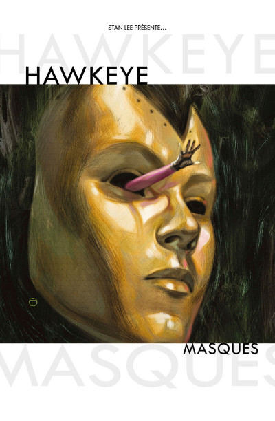Page 1 Hawkeye tome 2