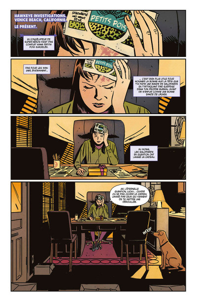 Page 5 Hawkeye tome 2