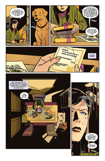 Page 6 Hawkeye tome 2