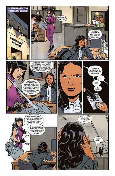 Page 9 Hawkeye tome 2