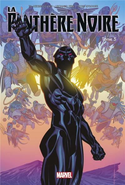 Couverture La panthère noire - All-new all-different tome 5